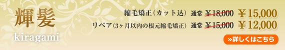 輝髪kiragami